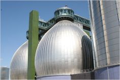newtown creek - biogas facility partners with nyc govt.