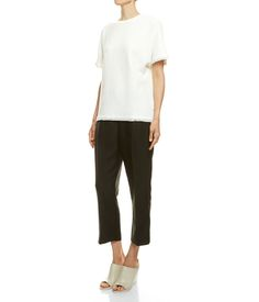 Stella Crop Pant - Pants - SABA Online Clothing