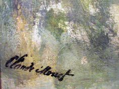 Claude Monet signature From: Water Lilies, (Cleveland Museum of Art) Claude Monet, Cleveland Museum Of Art, Water Lilies, Great Artists, Impressionist, Les Oeuvres, Dates, Favorite Things, Lily