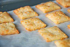 my fair baking: homemade cheezits