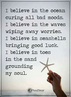 Amen to this! The beach is truly my happy place. Life Quotes Love, Quotes To Live By, Me Quotes, Motivational Quotes, Inspirational Quotes, Crush Quotes, Ocean Quotes, Beach Quotes, Beach Sayings