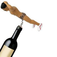 McLovin the Muscle Man Cork Screw - Only £6!!
