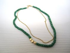 green and gold. $79