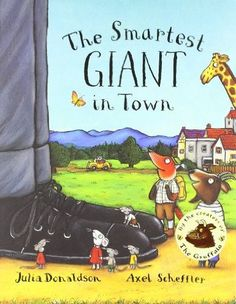 Smartest Giant in Town: Amazon.es: Julia Donaldson: Libros en idiomas extranjeros
