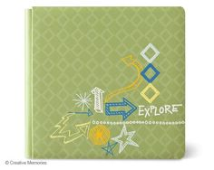 www.mycmsite.com/sites/mistyh    Explore 12x12 Coverset from Creative Memories #scrapbooking
