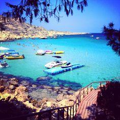 Konnos bay - Cyprus!
