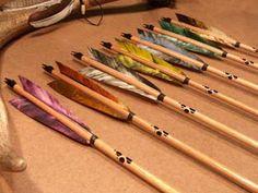 True Instinct Arrows. White Wolf Archery                                                                                                                                                      More