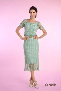 Crochet Dress MADE TO ORDER Crochet Dress custom por Irenastyle