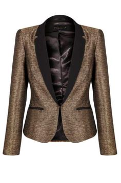 evening wear with jackets