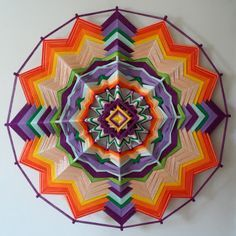 Mandalas Eye of God