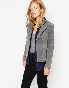 lusting after this grey suede @asos jacket in a big way - my summer sale shopping list // jojotastic.com @jojotastic