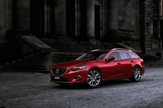 A wagon variant of our all-new 2014 #Mazda6