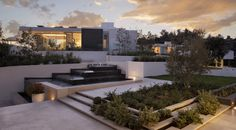 Beverly Hills Residence by McClean Design