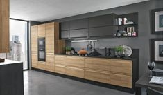 How to design your kitchen design in a thematic area – lamp ideas Kitchen Ceiling Design, Kitchen Room Design, Kitchen Cabinet Design, Modern Kitchen Design, Kitchen Interior, Kitchen Decor, Cozinha Miele, Kitchen Design Software, Kitchen Layout Plans