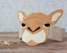 Sahara the Camel Ears Headpiece by HuntingFaeries on Etsy Nativity Costumes, Diy Costumes, Camel Craft, Christmas Program, Christmas Pageant, Small Pillows, Christmas Nativity, Mask For Kids, Fancy Dress
