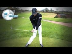 Clubhead Lag!!! Golf Swing Made Simple! - YouTube  drill-keep closed face, club grip should be ahead of ball-at left thigh-on impact   (problem is club grip toward right thigh-behind ball-at impact)  start with small (short) club swing to start drill