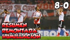 River Plate vs Jorge Wilstermann - 8-0 - RESUMEN GOLEADA Copa Libertadores 21/09/2017 HD
