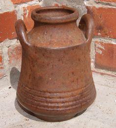 Hoy Heyne Keramik Design Vase No.57 Braun WGP Midcentury Vintage Modernist 60s