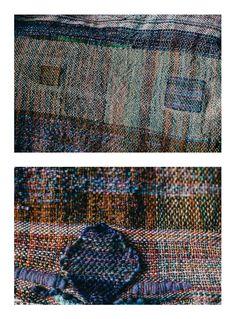 Pipyr Dooley Loom Weaving, Textile Art, Arts And Crafts, Textiles, Decor, Dekoration, Loom Knitting, Decoration, Loom