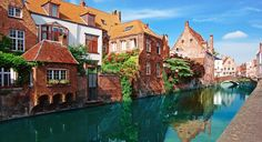 Brugges is like a fairytale - Imgur