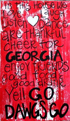 Georgia Bulldogs Wallpaper | Uploaded to Pinterest