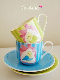 little bird cup