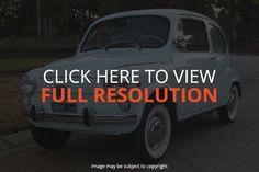 Introduced in 1955 and produced until 1969, the Fiat 600 was the marques first rear-engine car, built along the 600 two-door sedan and the inn