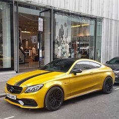 |AMG C63 Coupe|Motorsport|