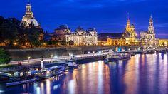 City of Dresden HD Wallpaper