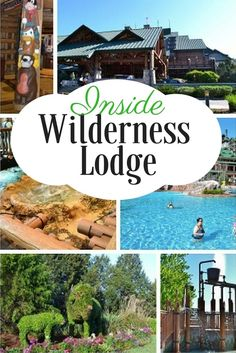 Disney's Wilderness Lodge is the perfect escape from the hustle and bustle of a typical Disney vacation.  This deluxe resort was built to make you feel like  you are vacationing in one of the great lodges of the American Northwest.    via @disneyinsider
