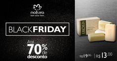 Sabonetes Natura Ekos de R$19,90 por apenas R$13,90.