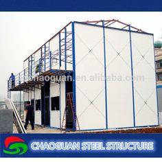 Steel Frame House, Steel Structure, Prefab Homes, Cabin, Modern, Home Decor, Style, Steel Frame, Prefab Cottages