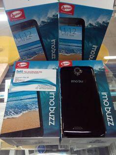 """Imo Buzz, Kitkat, 3G, Layar 5"""" Qhd, Dual Camera"""