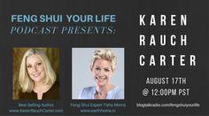 Episode #7: Featuring Best-Selling Feng Shui Author Karen Rauch Carter