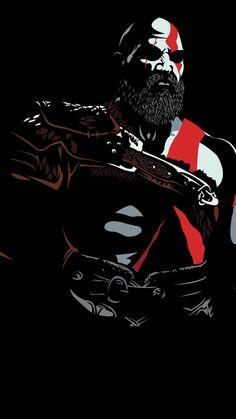 God of war Joker Wallpapers, Gaming Wallpapers, Cute Cartoon Wallpapers, Fullhd Wallpapers, Amoled Wallpapers, Kratos God Of War, Samsung Galaxy Wallpaper, V Games, War Image