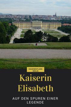 Elisabeth ist die wohl bekannteste der Habsburgerkaiser - ich hab mich an die Orte begeben, an denen sie sich mehr oder weniger gerne aufgehalten hat Heart Of Europe, Sissi, In The Heart, Sidewalk, Europe, Livres, Legends, Places, History