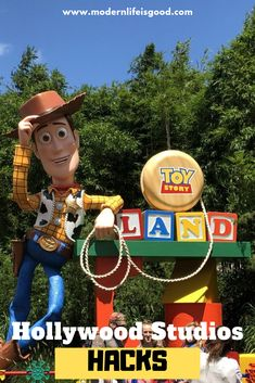 Our Tp Hacks, Tips & Tricks for visiting Hollywood Studios in 2019. Including Toy Story Land and Star Wars: Galaxy's Edge