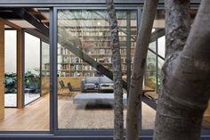 House with Four Courtyards / Andrés Stebelski Arquitecto