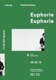 Léonie Britz - Euphorie Euphorie - 2013