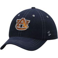 Auburn Tigers Zephyr Women's Relish Adjustable Hat - Navy