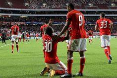 SL Benfica vs AS Monaco. - LUSA /JOSÉ SENA GOULÃO