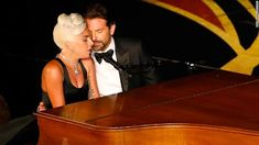 Bradley Cooper and Lady Gaga gave an incredibly steamy performance at the Oscars 2019 - and nobody could quite believe their eyes Lady Gaga, Irina Shayk, Bradley Cooper Oscar, Glenn Close, Viggo Mortensen, Amy Poehler, Tina Fey, Oscar Winners, Movies