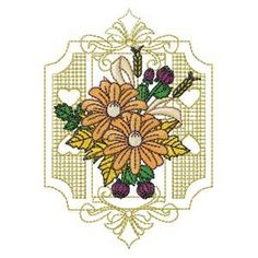 OregonPatchWorks.com - Sets - FALL FLORALS