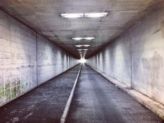 There's #light at the end of the #tunnel! A little #symmetry and #perspective in the #concrete pedestrian and cycle tunnel adjacent to the #A658 beneath the runway of #Leeds Bradford #Airport at #Yeadon. #IgersLeeds #Yorkshire #IgersYorkshire #England #IgersEngland #IgersUK #architecture #travel #tourism #tourist #leisure #life #explore #walking