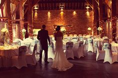 6 Intimate Wedding Venues In London And Nearby Cooling Castle Barn