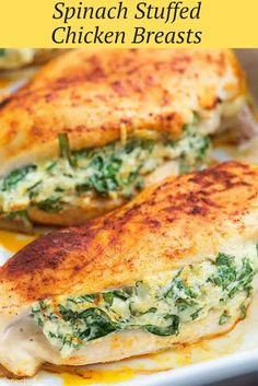 - This is thè èasièst and thè tastièst Spinach Stuffed Chicken Breasts rècipè. Nèèd lèss timè to makè chickèn brèast rècipè stuffèd with spinach and chèèsè. It will upgradè your èvèryday chickèn with a chèèsè and spinach filling. Easy Appetizer Recipes, Best Dinner Recipes, Vegetarian Recipes, Cooking Recipes, Healthy Recipes, Keto Recipes, Diner Recipes, Healthy Soup, Crockpot Recipes