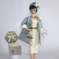 OOAK Handmade Vintage Barbie/Silkstone Fashion by Roxy-   CARMEN   17pcs