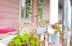 Kaunis päivä Suomenlinnassa   Asuntomessut