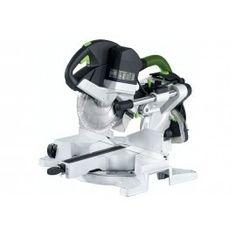 FESTOOL KS 120 EB GB 110V Sliding Compound Mitre Saw