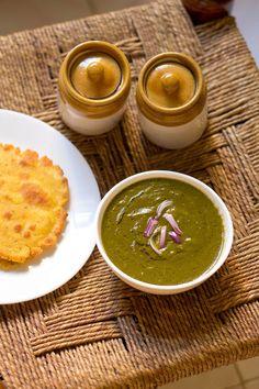 Aloowali roti recipe punjabi recipes roti recipe and recipes sarson ka saag or mustard greens recipe a winter staple in north india best forumfinder Choice Image